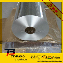 Packaging material aluminum foil for food 290mm width