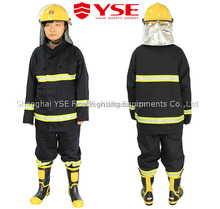 CE approved nomex fire retardant overall protective clothing