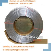 aluminum tube joints used for air conditioning