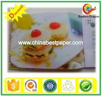 250g Coated Art Paper Glossy 67% for making postcard