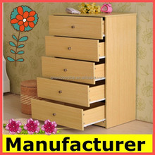 2014 Hot Sale Wooden 5 layers Chest Of Drawers/bedroom Chest cabinet