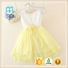 cheap flower girl dress kids clothes baby frock designs party dresses in bangalore