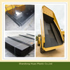 Top quality hot sale liner vibrating screen pu sieve plate