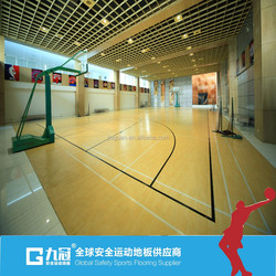 indoor basketball sports PVC flooring