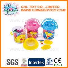 Kids safety super clay for intelligence development
