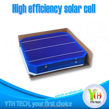 Broken 156x156mm 6 inch mono thin film solar cell/silicon wafer for solar cell price for sale made in taiwan