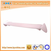 Good looking Fiber Glass Drift Spoiler For Nissan Tiida 2005-2007 Roof Spoiler with Good Quality