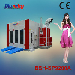 BSH-SP9200A Alibaba china CE used spray booth for sale/spray booth/car paints booth
