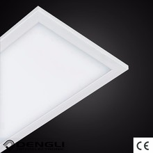 2400x300mm suspended spring embeded slim led panel light for airport hall metro station shopping mall library using