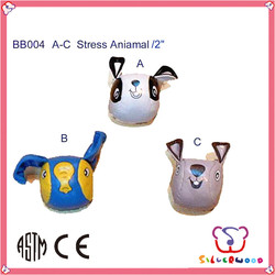 Over 20 years experience customized various sizes new types magic stress ball