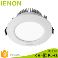 Hot Sale 2.5 inch 3W LED Down lights Shenzhen SMD5630 LED Recessed Downlight Price