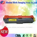 nuevo tk221y k/c/m/y para color de kyocera recarga de tóner