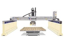 DNWQ-400 automatic bridge stone cutting table saw machine