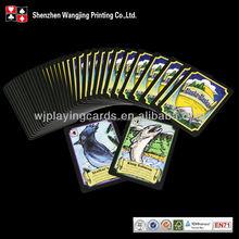 Juego de cartas personalizadas, juego de cartas impresión