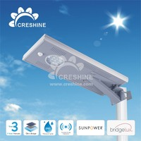 Energy saving infrared detection lighting systerm solar power residential