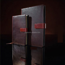 office supplies leather notebook organizer