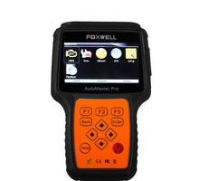 Original Diagnosis European Car All System Foxwell NT642 with EPB and Oil Service Function OBD2 Code Scanner