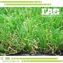 Natural feeling decorative door mat plastic grass