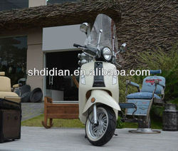 Lambretta/ retro/vintage/vespa style 49cc/125cc scooter/moped/roller/motorcycle with 25kmh/45kmh/85kmh,12in tire EEC,COC