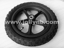 12 inch bike wheel plastic hub
