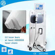 CE and FDA approved Professional painless 808nm diode laser hair removal machine price/Permanent diode laser hair removal