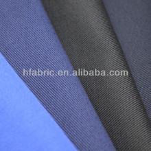 Prendas de vestir, pantalones vaqueros 65 poliester 35 algodón taladro de tejido de sarga o teñido t/tela c