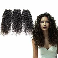 3pcs/lot 22 24 26 inch cheap weft european deep wave human hair weave exntensions