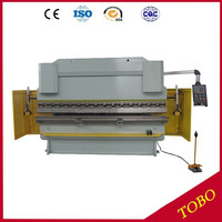 CE&ISO IN STOCK High Efficiency CNC Hydraulic Press Brake For Sale