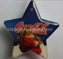LED Star Magnetic Flashing Pin