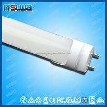 TUV listed 18W T8 one side powered LED tube 3 years warranty