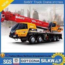 NEW SANY Truck Crane 75Ton Lifting Capacity