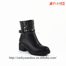 XLYB164 comfort flashing adult sexy winter shoes boots