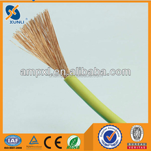 25 Years China Factory PVC Insulated and PVC Jacket Electric Cable 1.5mm 2 Core