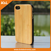 For iPhone 4 Cell Case, 2015 New Stylish PC Wooden Back Cover Case for Iphone 4