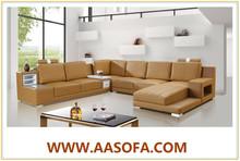 china living room furniture sofa corner round ,cheers u shaped sectional sofa