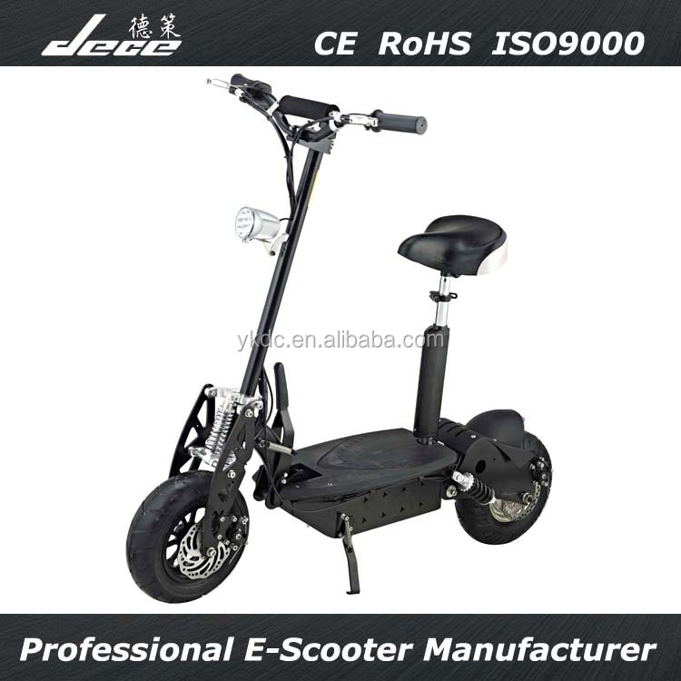 36v 48v Wheel Hub Motor Electric Scooter With Ce Approved