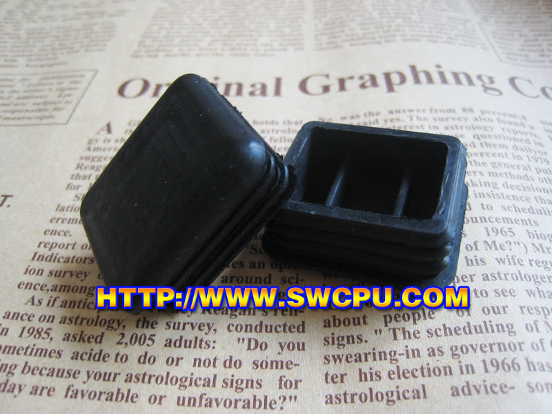 Square Rubber Caps Square Rubber Cap Square