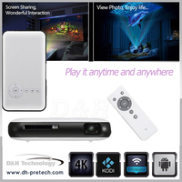 Hottest Sales LED Mini Pocket Projector ,Mini Projector 1080P, Android projector bluetooth
