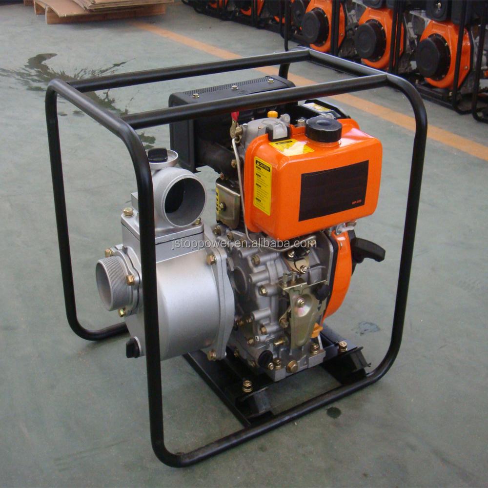Top-Leistung bilderrahmen 3 zoll diesel-trash wasserpumpe-Pumpe ...