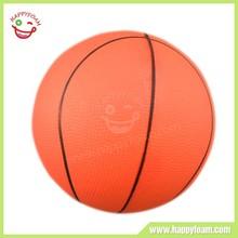 Pu deisgn stress ball basketball