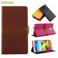 pu leather phone case for samsung galaxy Note 3