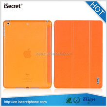 Magnetic cover for Ipad Mini 2 with auto awake and sleeping function