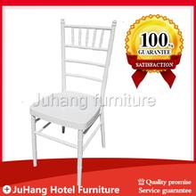 Restaurante silla de aluminio Silla Tiffany