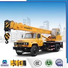 China polpular 12 ton pickup truck,12 ton truck crane