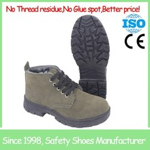 SF19006 high cut anti slip men good prices safety shoes