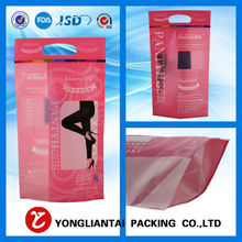 Simple design good quality low price dry food plastic packaging bags