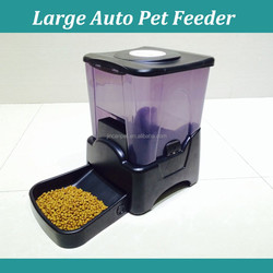 LCD display & Electronic Programmable Portion Control Dog Cat large Feeder