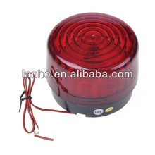 2014 New Outdoor Strobe Light Security System Fire Alarm Led Red Strobe