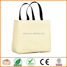 2015 Chiqun Dongguan polyester 600D tote bag Mellow Yellow