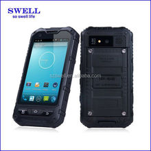 Outdoor mobile phone dustproof IP67 waterproof front0.3+rear5.0MP rugged Phone a8